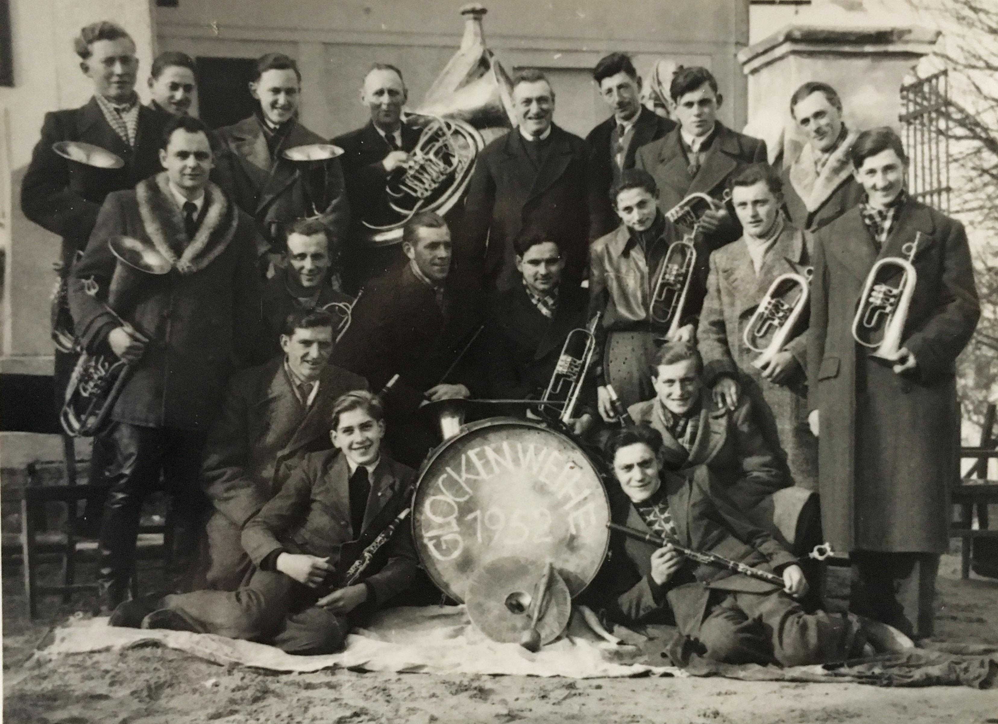Glockenweihe, 1952